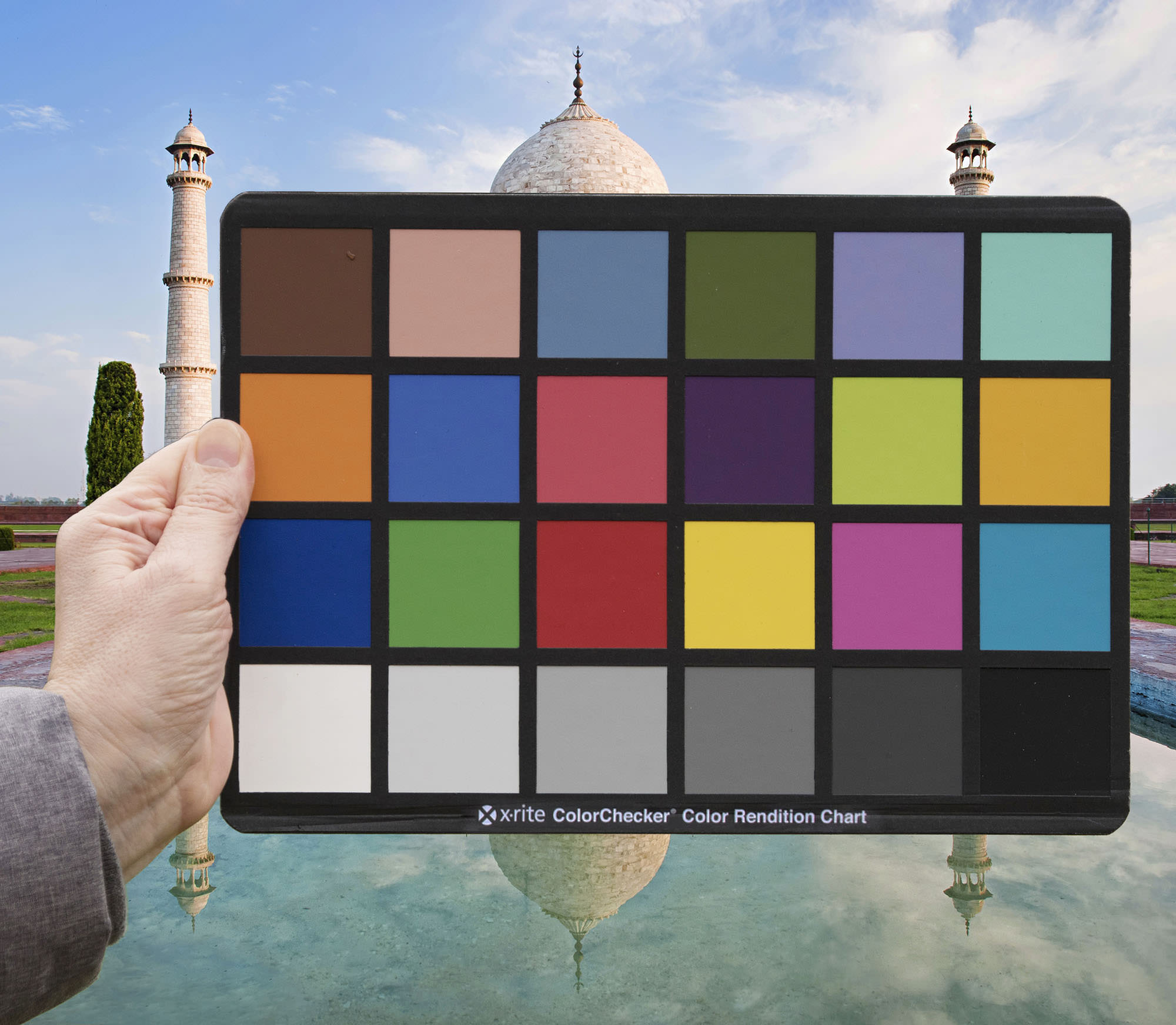 Color Accurate Photos from Your Camera to Lightroom 3