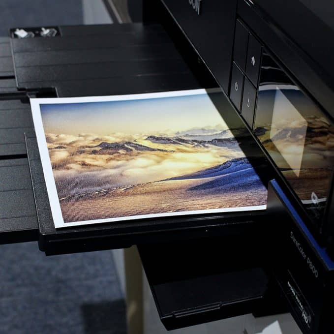 Selecting the Right Canvas for your inkjet printer