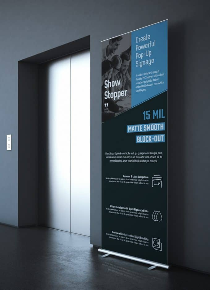 Make more money and profit from vinyl banners and signs with Insignia